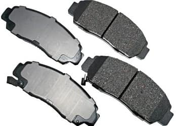 Akebono ACT787 Brake Pad Set