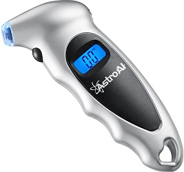 AstroAl Digital Tire Pressure Gauge