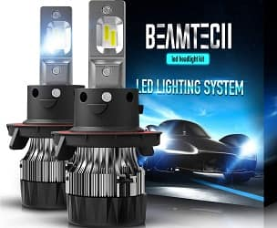 BEAMTECH H13 LED Headlight Bulb