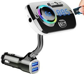 BJT trading Bluetooth FM transmitter