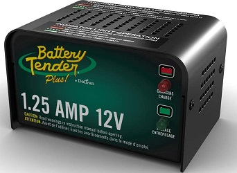 Battery Tender Plus 12V Battery Charger