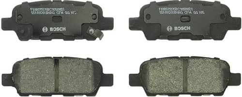 Bosch BC905 Ceramic Disc Brake Pad