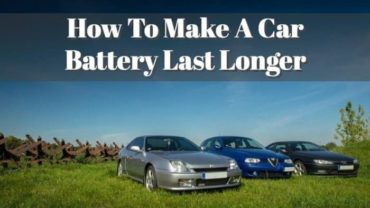 Car Battery Last Longer