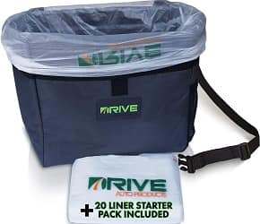 Car Trash Can By Drive Auto Products
