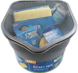 Carrand 94108VA Car Wash Bucket Kit