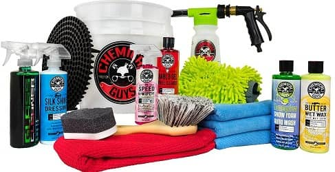Chemical Guys HOL148 Car Wash Kit