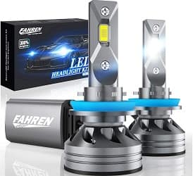 Fahren LED Headlight Bulbs