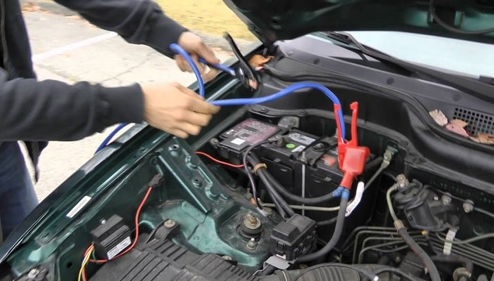 Jumper Cables For Car Battery