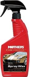 Mothers 05724 California Gold Spray Wax