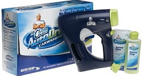 Mr. Clean AutoDry Car Wash Starter Kit