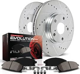 Power Stop K137 Front Brake Kit
