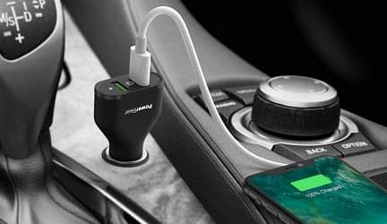 PowerBear Car Charger