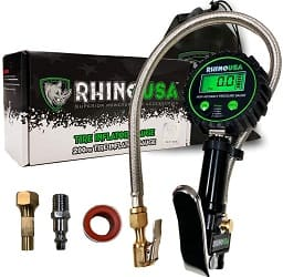 Rhino USA Digital Tire Inflator