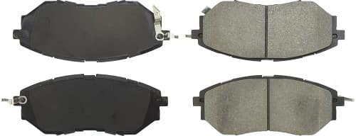 StopTech 309.10780 Front Brake Pad