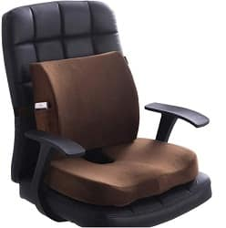 Sunfayzz Ergonomic Seat Cushion and Lumbar