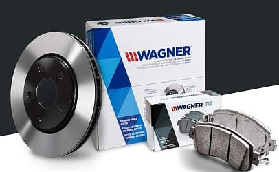 Wagner QC465A Ceramic Brake Pad Set