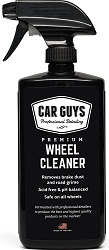 Wheel Cleaner by CarGuys