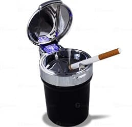 Zone Tech Smokeless Car Ashtray