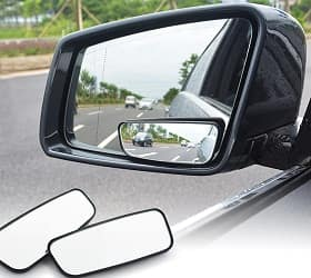 Ampper Blind Spot Mirror (Rectangular)
