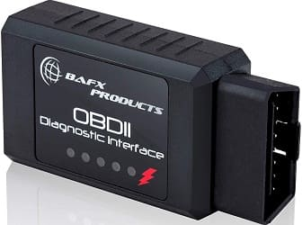 Bafx Products - Wireless Bluetooth OBD2 Scanner