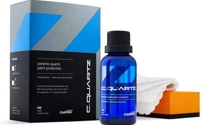 CarPro Cquartz 50ml Ceramic Coating Kit