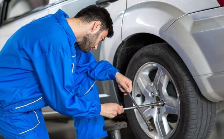 Care your chrome alloy wheels