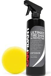 Carfidant Ultimate Tire Shine Spray