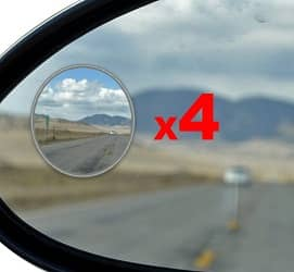 Essential Contraptions Blind Spot Mirror