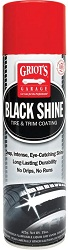 Griots Garage 10938 Black Shine Tire & Trim Coating
