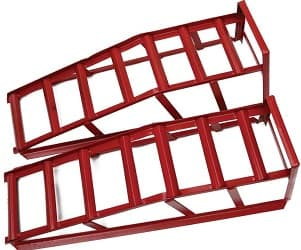Hilka 82340010 2t Car Ramp