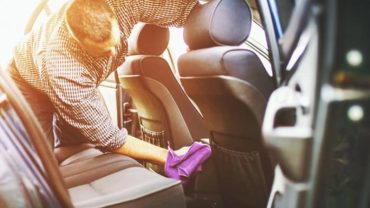 Keep Your Car Interior Clean