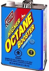Klotz Higher Octane Booster