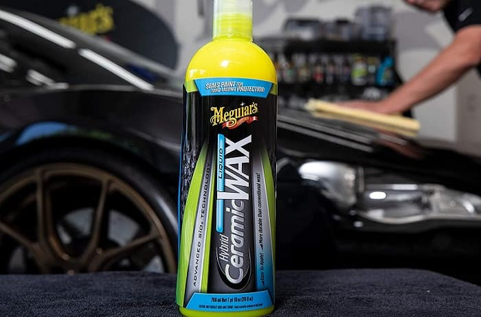 MEGUIARS G200416 Hybrid Ceramic Liquid Wax