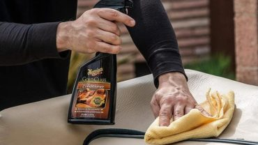 Meguiars G18616 Gold Class Leather Conditioner