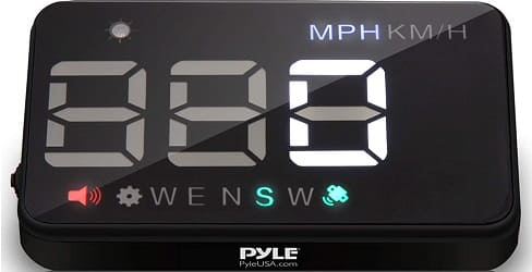 Pyle universal HUD for cars