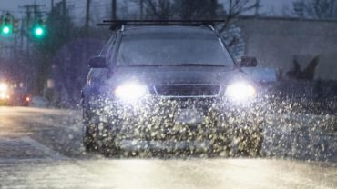 Reduce Risk while Driving in Snow