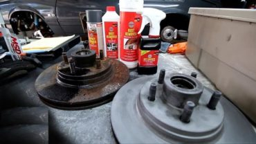 Rust Converters & Removers For Cars