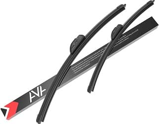 Silicone Windshield Wiper Blades