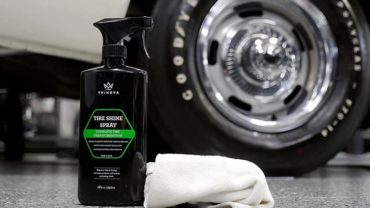 TriNova Tire Shine Gallon Size