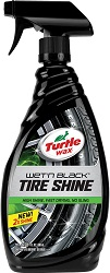 Turtle Wax T217RA Wetn Black Ultra Wet Tire Shine