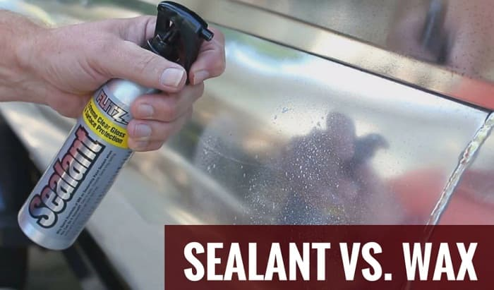 Car Paint Sealant Vs. Wax